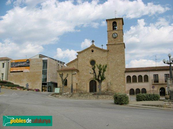 Òdena - Església de Sant Pere