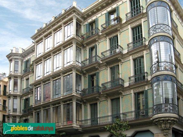Barcelona - Gran de Gracia, 74-76