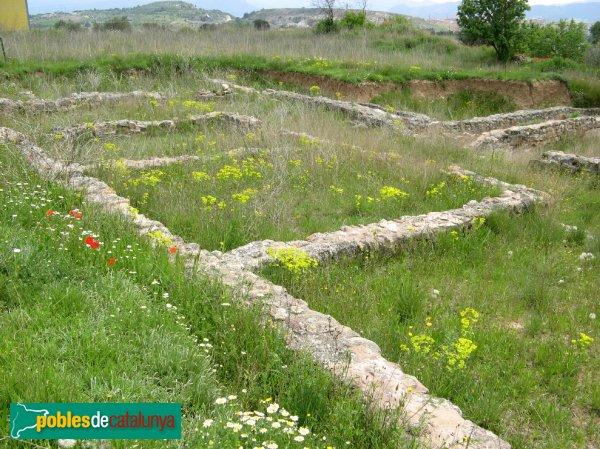 Òdena - Vil·la romana de l'Espelt
