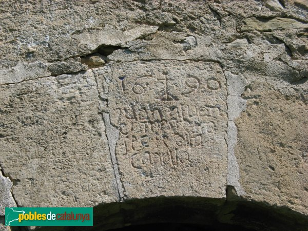 Òdena - Sant Sebastià