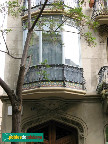 Barcelona - Rambla del Prat, 13-15