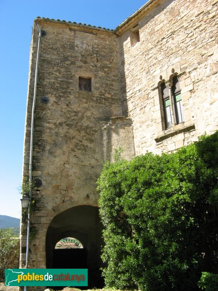 Sant Martí de Tous - Castell de Tous