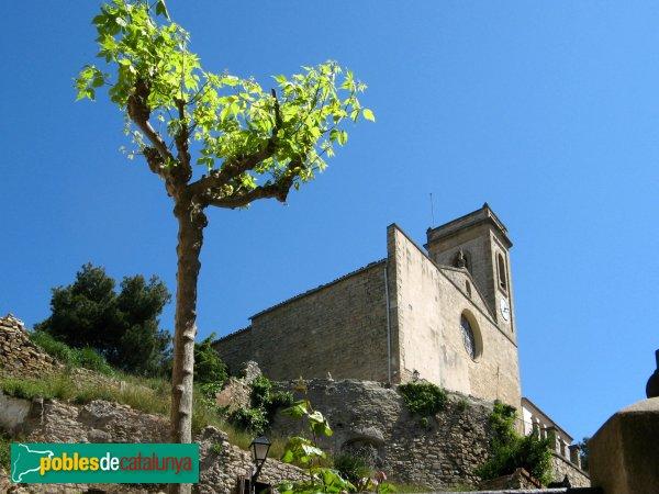 Sant Martí de Tous - Església de Sant Martí