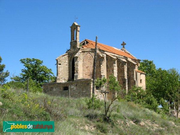 Sant Martí de Tous - Sagrada Família de  l'Eucària