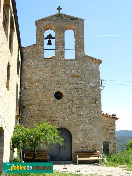 Sant Martí de Tous - Sant Cristòfor de Fiol