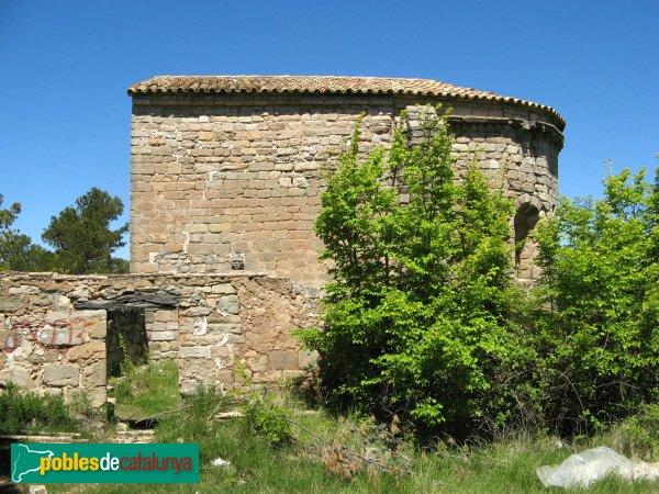 Sant Martí de Tous - Santa Maria de la Roqueta