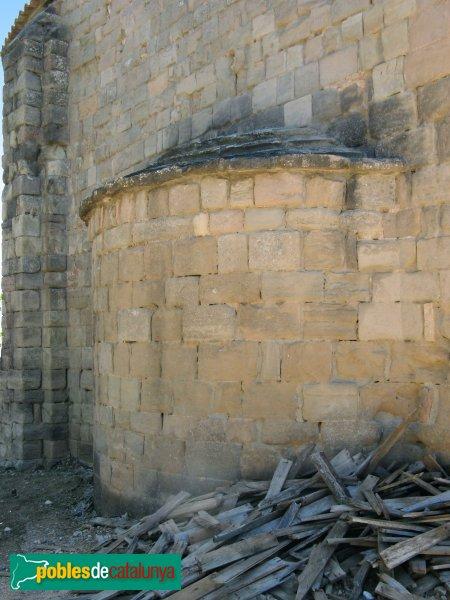 Sant Martí de Tous - Santa Maria de la Roqueta, absidiola