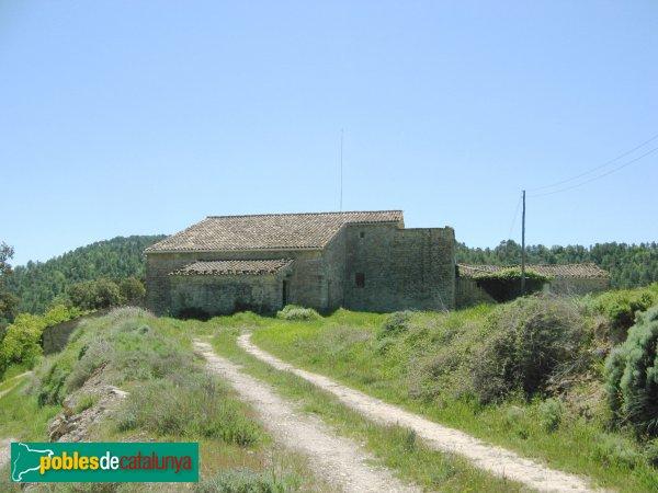 Sant Martí de Tous - Mas Gallardes