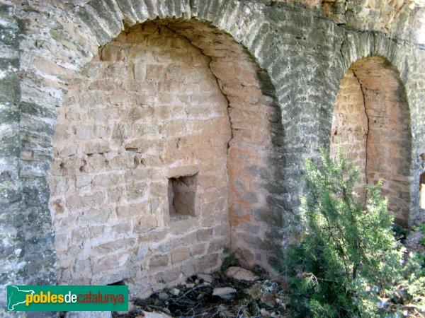 Sant Martí de Tous - Castell de la Roqueta