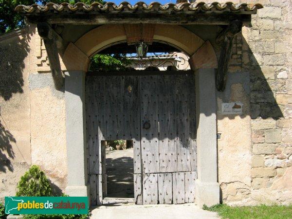 Castellolí - Cal Jaume Brugués
