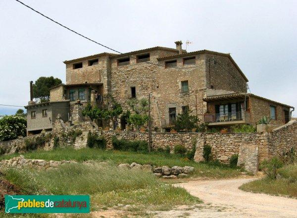 Sant Martí de Tous - L'Aubereda