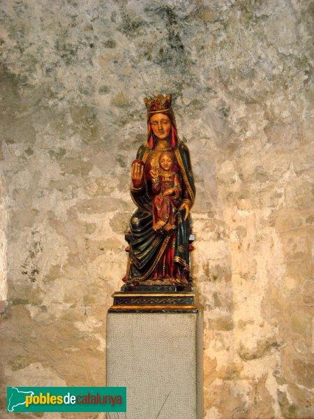 Santa Margarida de Montbui - Santa Maria de la Tossa, Mare de Déu de la Gràcia