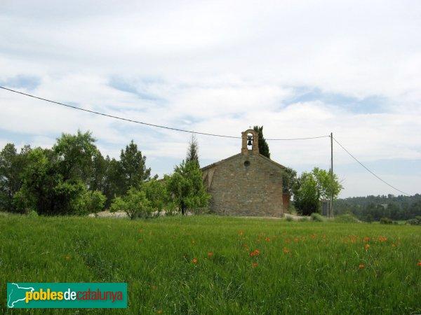 Santa Margarida de Montbui - Santa Anna del Saió