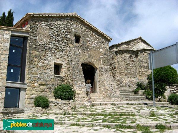 Santa Margarida de Montbui - Santa Maria de la Tossa