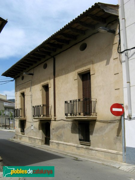 Santa Margarida de Montbui - Cal Guarro