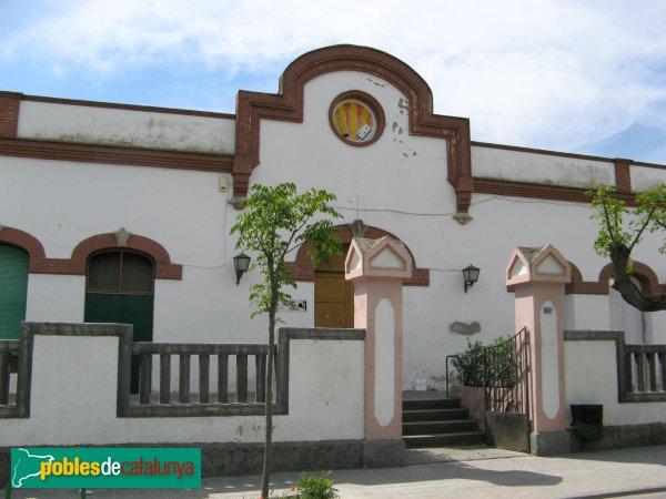 Santa Margarida de Montbui - Ateneu Cultural Recreatiu