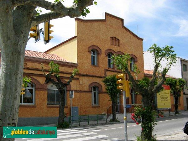 Santa Margarida de Montbui - Escoles