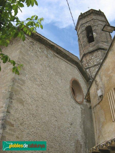 Santa Margarida de Montbui - Església parroquial
