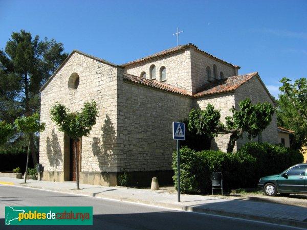 Santa Margarida de Montbui - Església de Sant Maure