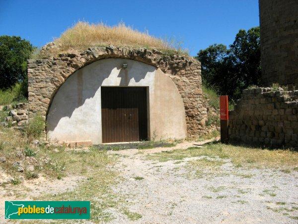 Prats de Rei - Castell de la Manresana, la Sala