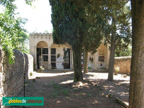 Prats de Rei - Sant Andreu de la Manresana, cementiri