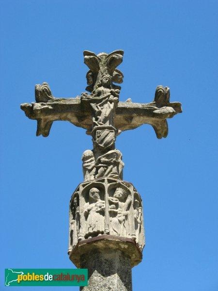 Prats de Rei - Creu de terme del Portal