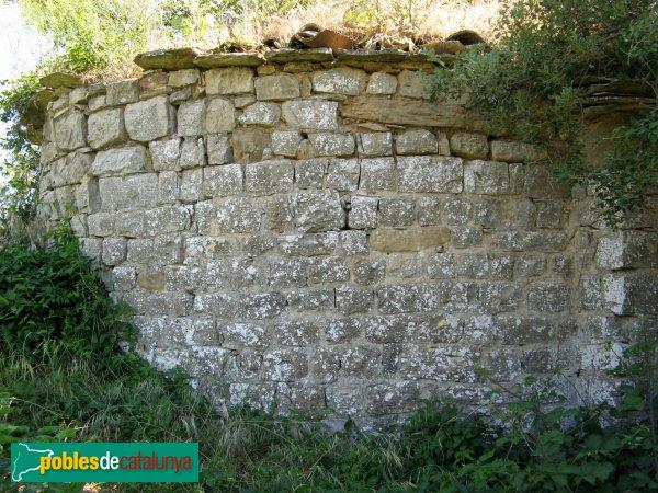 Prats de Rei - Sant Jaume de Puigdemàger, absis