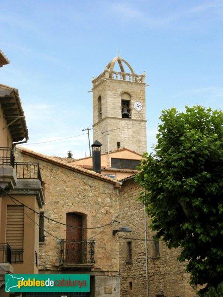 Sant Martí Sesgueioles -  Campanar