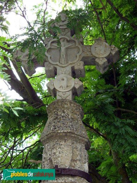 Sant Martí Sesgueioles -  Creu de terme