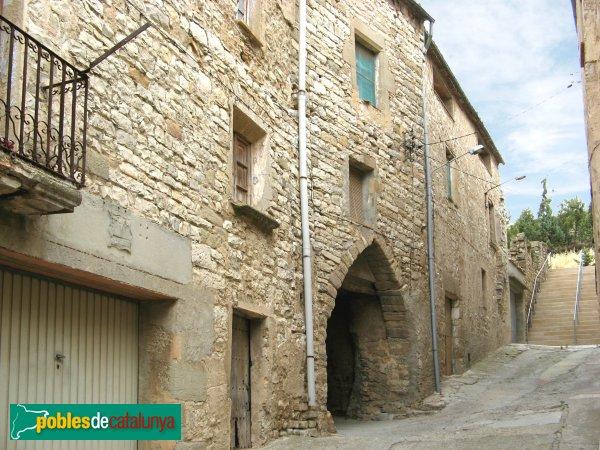 Sant Martí Sesgueioles -  Portal del carrer Vell
