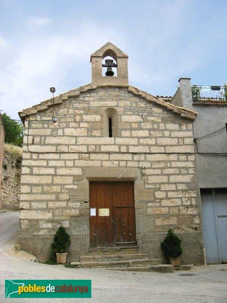 Sant Martí Sesgueioles -  Capella del Roser