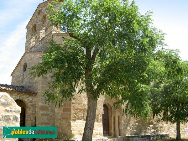 Veciana - Església de Santa Maria