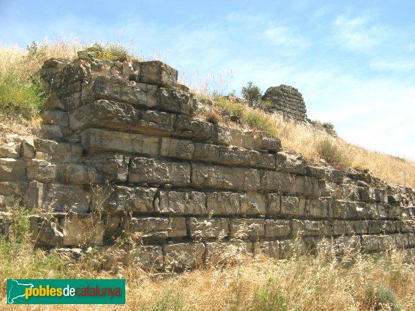 Veciana - Castell de Segur