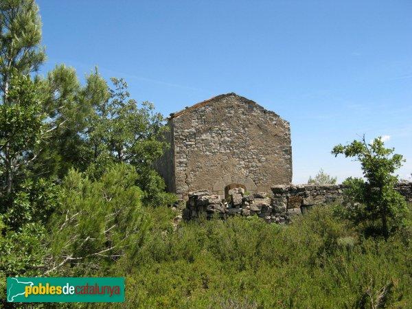 Veciana - Capella de Sant Gabriel