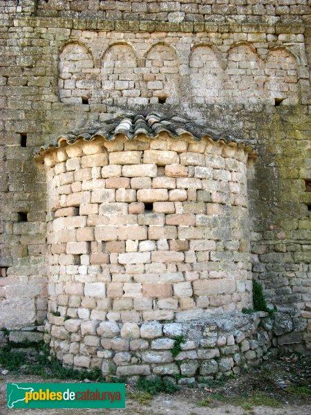 Veciana - Sant Pere del Vim, absidiola