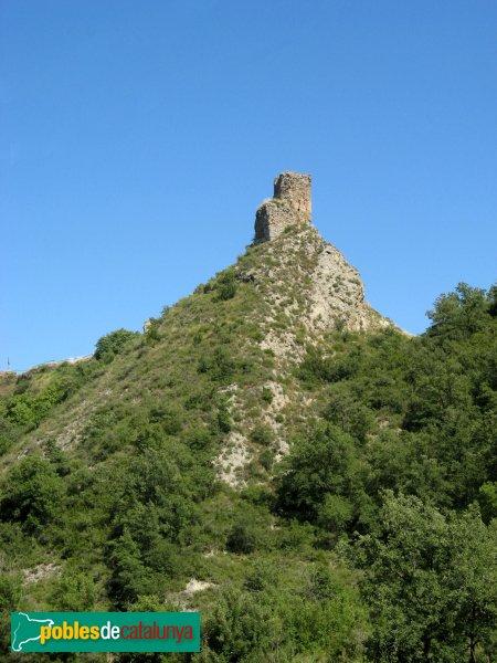 Castellfollit de Riubregós - Castell, torre