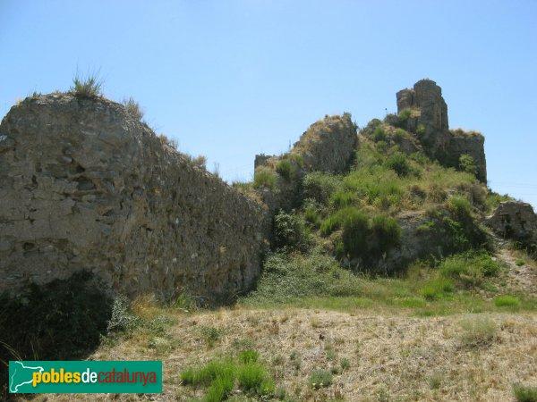 Castellfollit de Riubregós - Castell