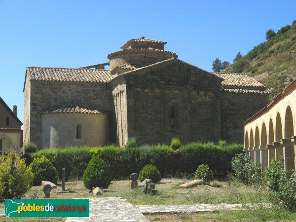 Castellfollit de Riubregós - Santa Maria del Priorat