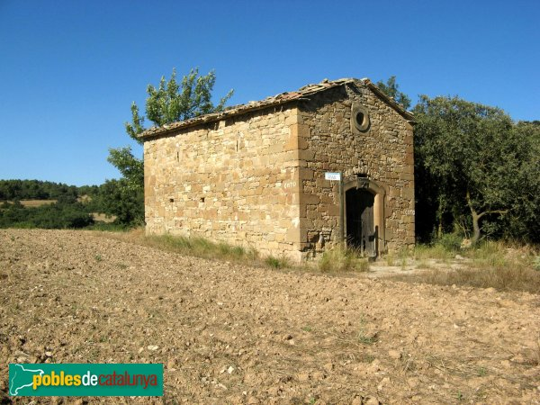 Castellfollit de Riubregós - Sant Pere de Magrà