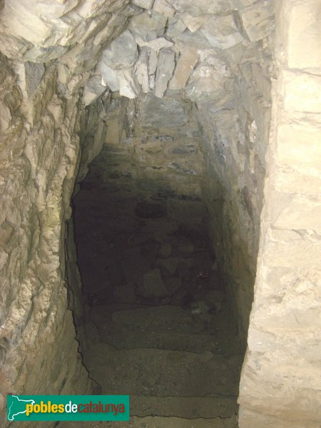 Calonge de Segarra - Castell de Calonge