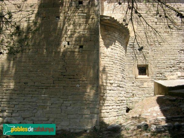 Calonge de Segarra - Església de Santa Fe (9)