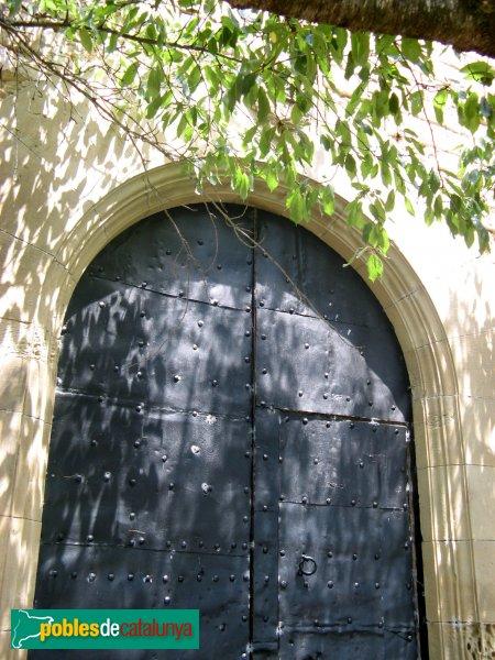 Calonge de Segarra - Església de Santa Fe