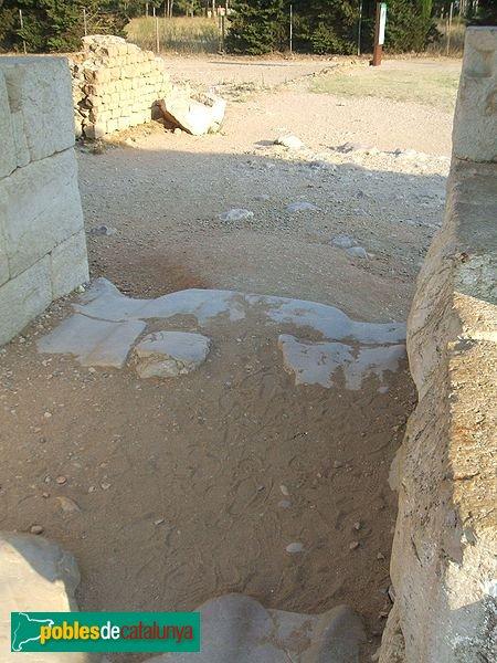 Empúries - Porta sud de la ciutat romana