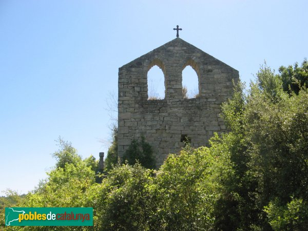 Argençola - Sant Pere de la Goda