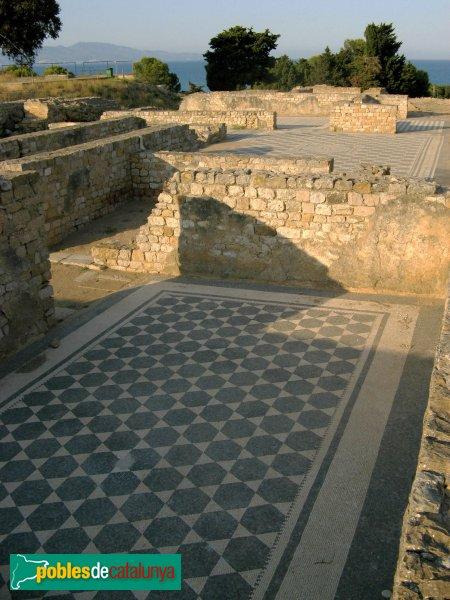 Empúries - Casa romana