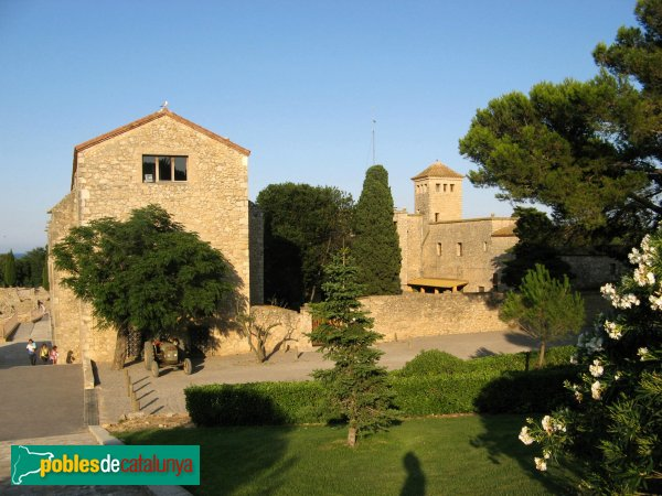 Empúries - Convent de Santa Maria de Gràcia
