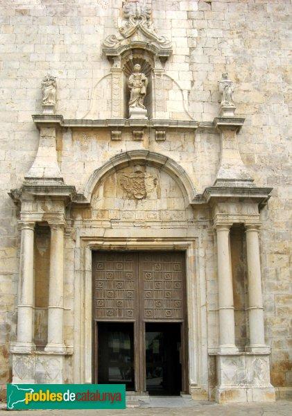 L'Escala - Església de Sant Pere
