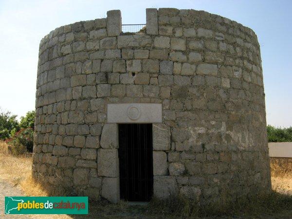 L'Escala - Torre del Pedró