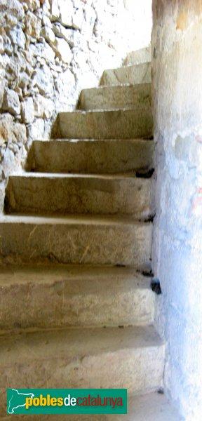 L'Escala - Torre del Pedró, escala