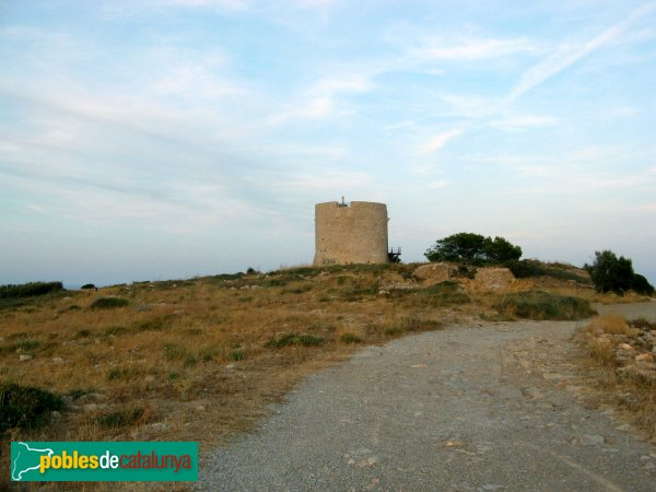 L'escala - Torre d'en Montgó